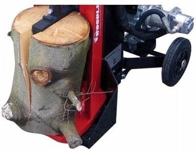 Mejor Partidora de troncos vertical